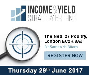 Income & Yield Strategy Briefing - The Ned - Thursday 29th June 2017