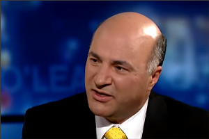 Kevin O'Leary, Chairman of O'Shares ETF Investments