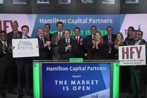 Hamilton Capital Partners Financials Active ETF Launch