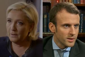 Le Pen Macron French Government Bond ETFs