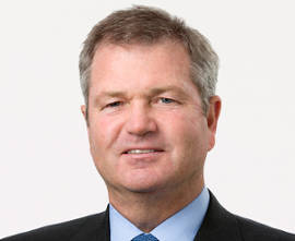 Martin Flanagan, President and Chief Executive Officer of Invesco.