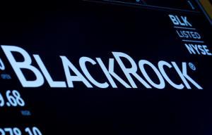 Booming ETFs help BlackRock weather investors' cost-cutting