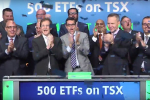 Toronto Stock Exchange 500 ETFs