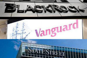 ETF issuers top list of world's largest asset managers