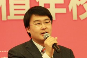 Gao Erji, executive president of Caixin Insight.