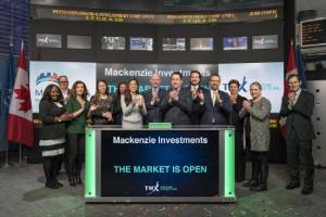 Mackenzie Investments ETFs Canada Toronto Stock Exchange