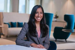 Amanda Rebello, head of passive distribution, UK and Ireland, at Deutsche Asset Management.
