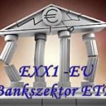 Short-os EU bankok, EXX1-ETF