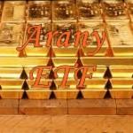 Erősödő Arany a láthatáron -GLD ETF