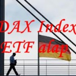 Letörés előtt a DAX ETF, -EXS1 ETF