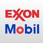 XOM-Exxon Mobil csoport logója