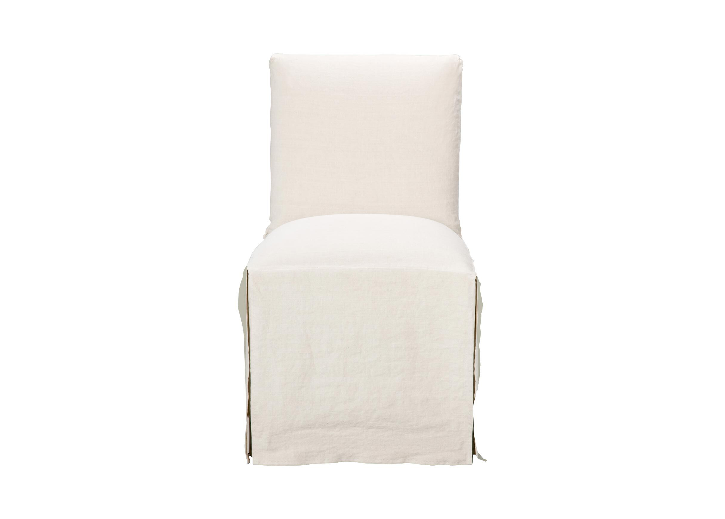 Dining Chair Slipcover Slipcover For Sebago Dining Chair Arm Host Chairs Ethan Allen