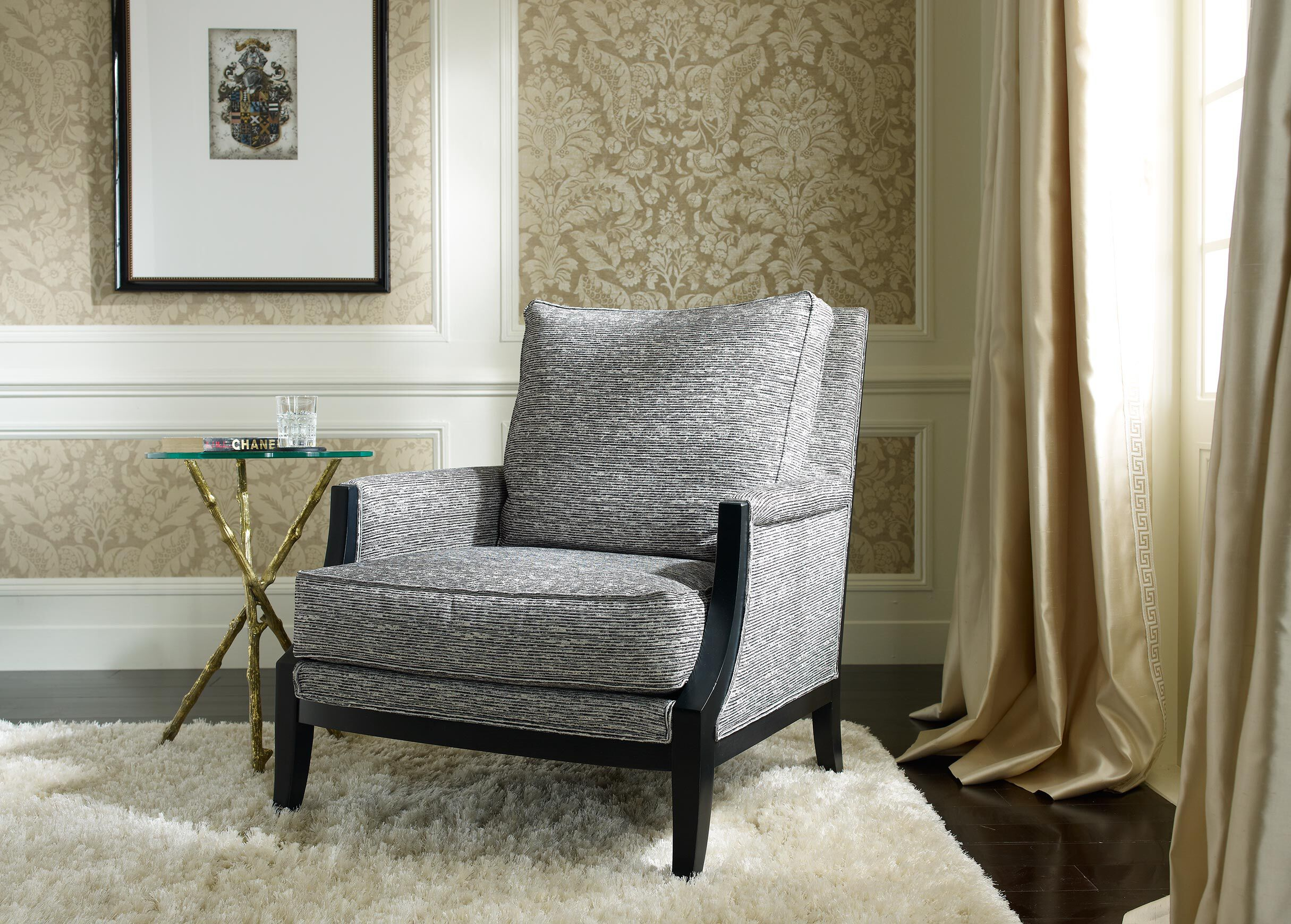 Ethan Allen Club Chairs Grayson Chair Chairs Chaises Ethan Allen