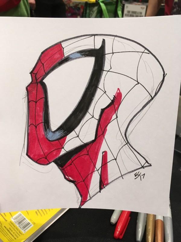 Todd McFarlane Spider-Man Tutorial