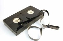 vhs tape unwound ripping and converting DVDs