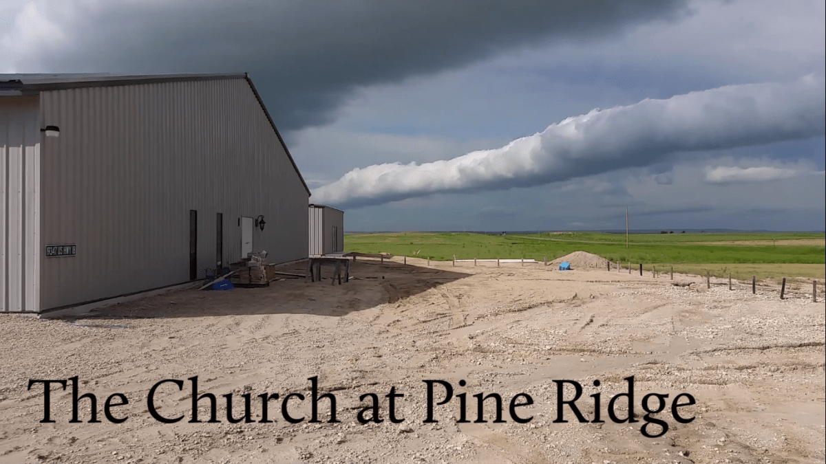 The Church at Pine Ridge