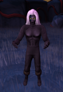 The Norn, many naughty words have been said about him!