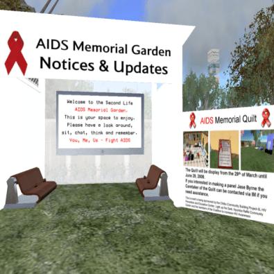 Snapshot _ AIDS Memorial Garden, Tethea (12, 209, 92)