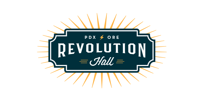 Revolution Hall Logo