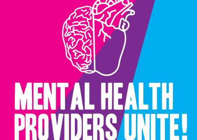 Mental Health Providers Unite