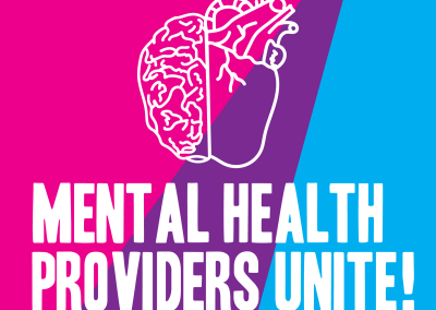 Mental Health Providers Unite