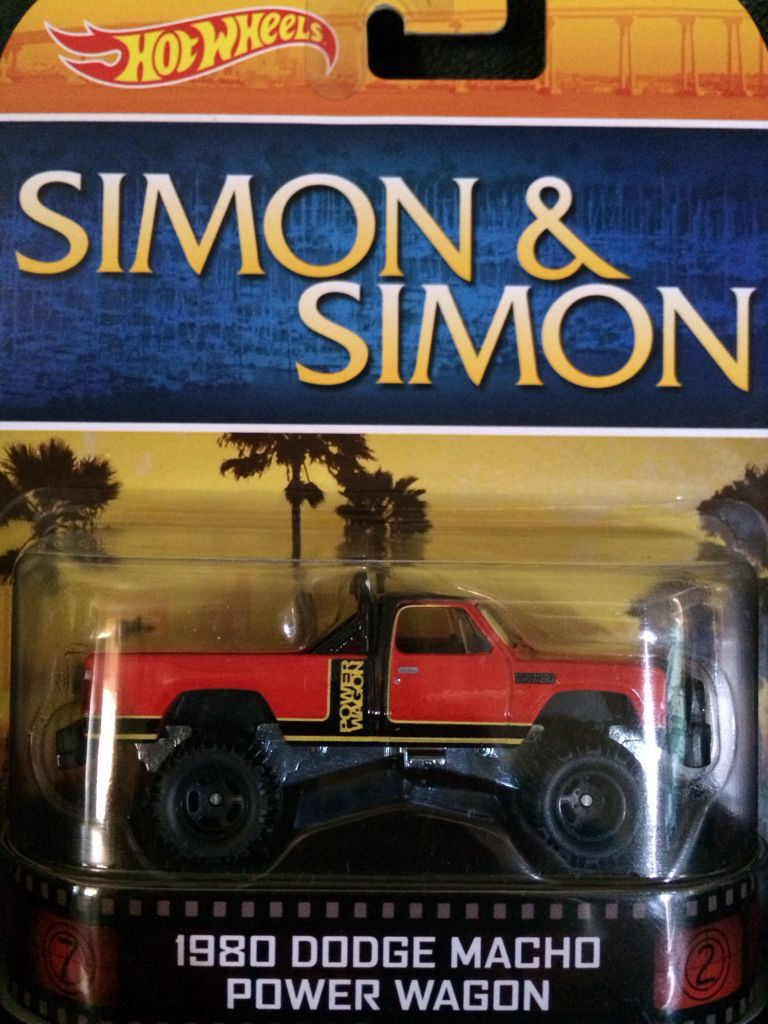 Simon And Simon Car : simon, Simon, Dodge, Cast,, Wheels, (2014)