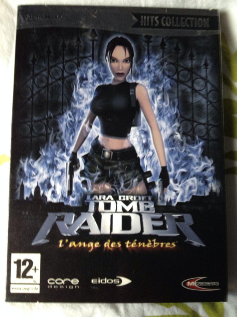 Tomb Raider L'ange Des Ténèbres : raider, l'ange, ténèbres, Croft, Raider, L'ange, Ténèbres, Video