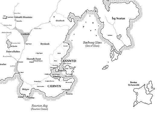 Fantasy Map, Cartography