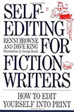 Books on Writing: Self-Editing for Fiction Writers