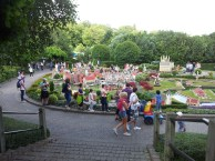 Section 2 of the model village