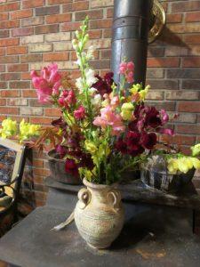 snapdragon-bouquet-indoors