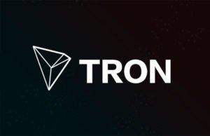 TRON TRX BitTorrent Justin Sun
