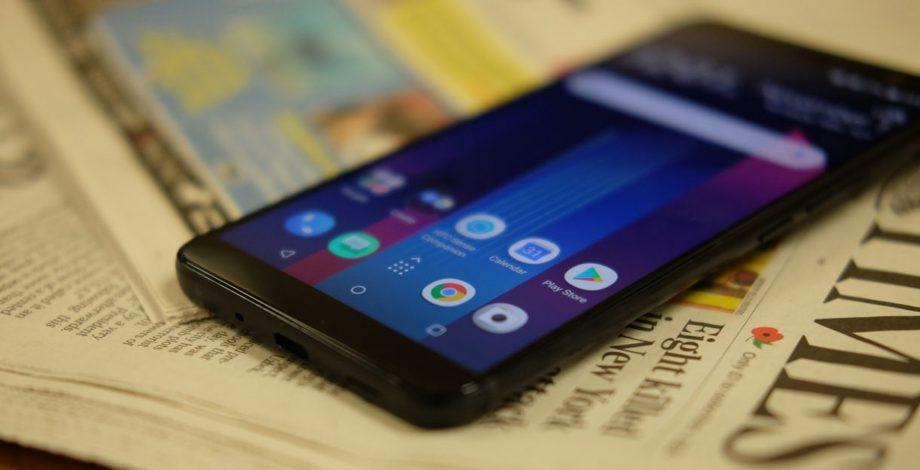 HTC Litecoin LTC Exodus Phone