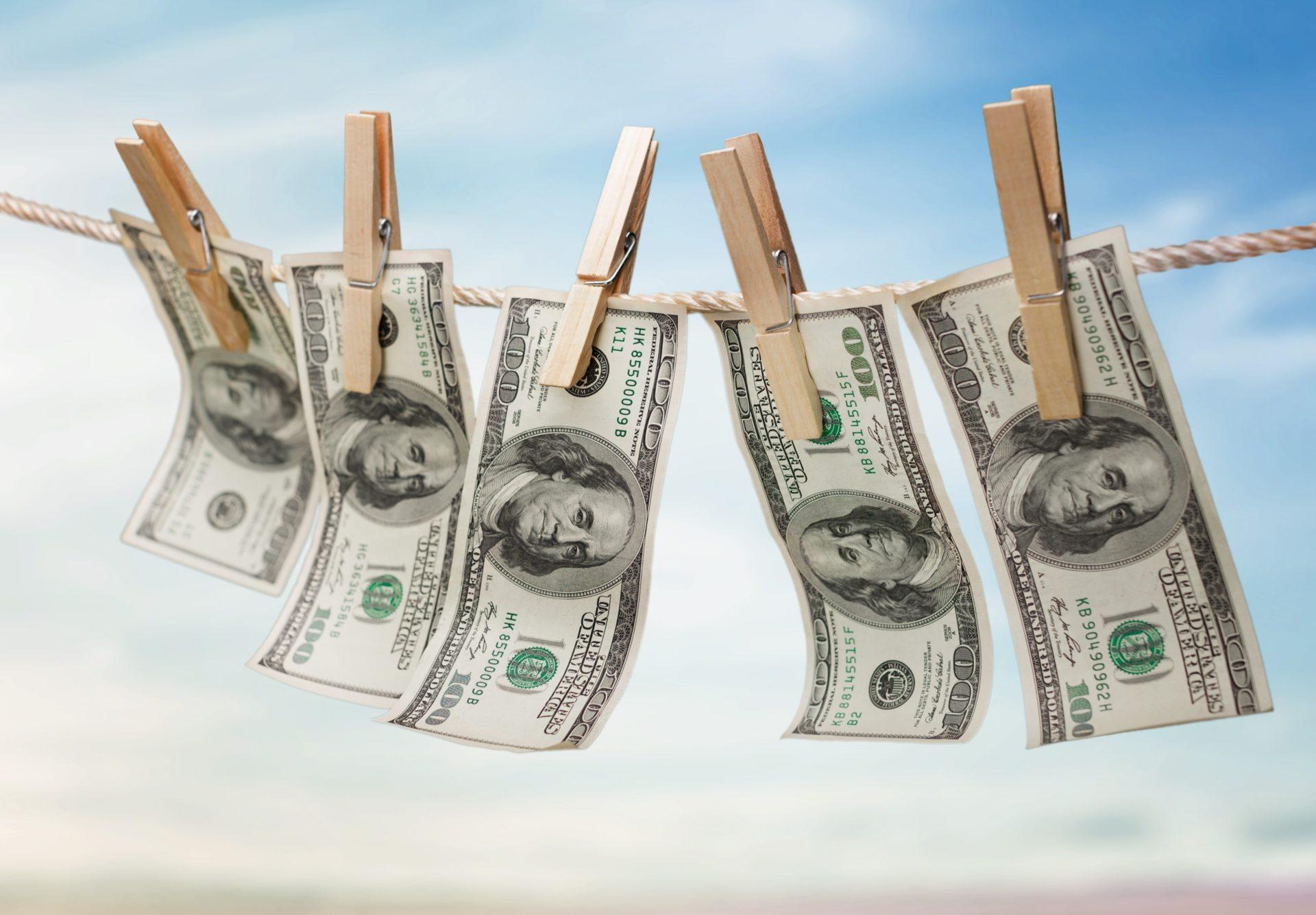 Bitcoin Dollar Crime