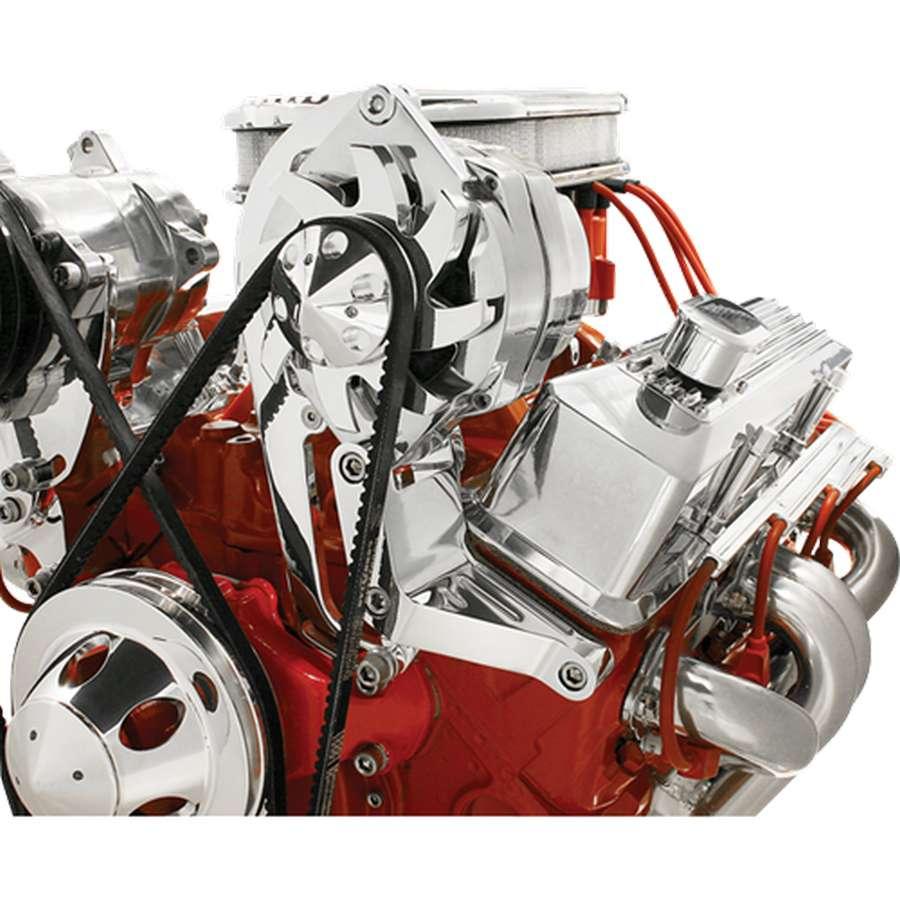 medium resolution of alt bracket sbc driver side hi mount