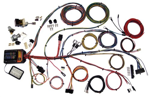 small resolution of new builder 19 series wiring kit complete car wiring harness