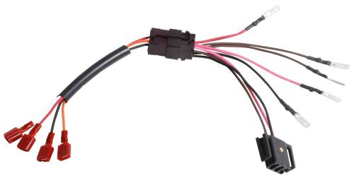 small resolution of wire harness adapter ignition wiring harness msd