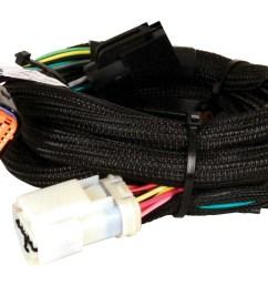 wire harness ford aod 4r70w 92 97 [ 1281 x 900 Pixel ]
