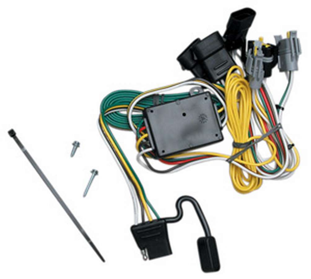 hight resolution of t connector trailer light wiring