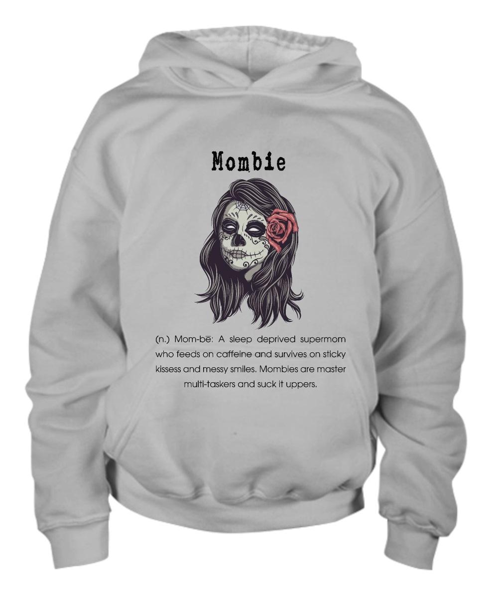 Mombie definition hoodie