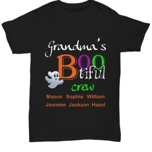Grandma's bootiful crew Mason Sophia Shirt
