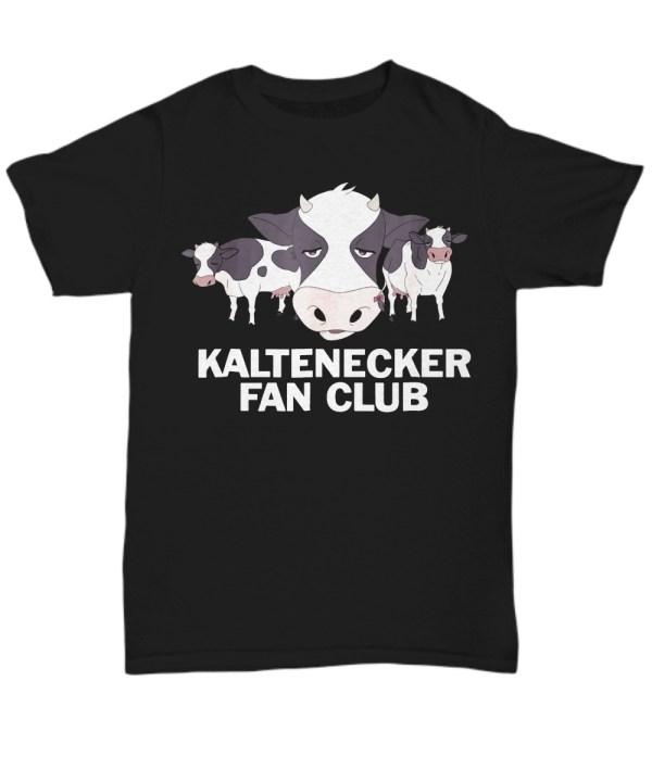 Kaltenecker fan club shirt