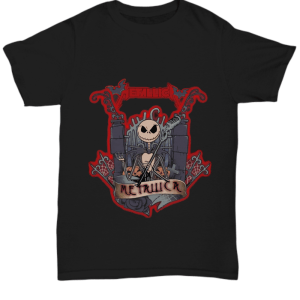 Metallica skeleton band halloween Shirt