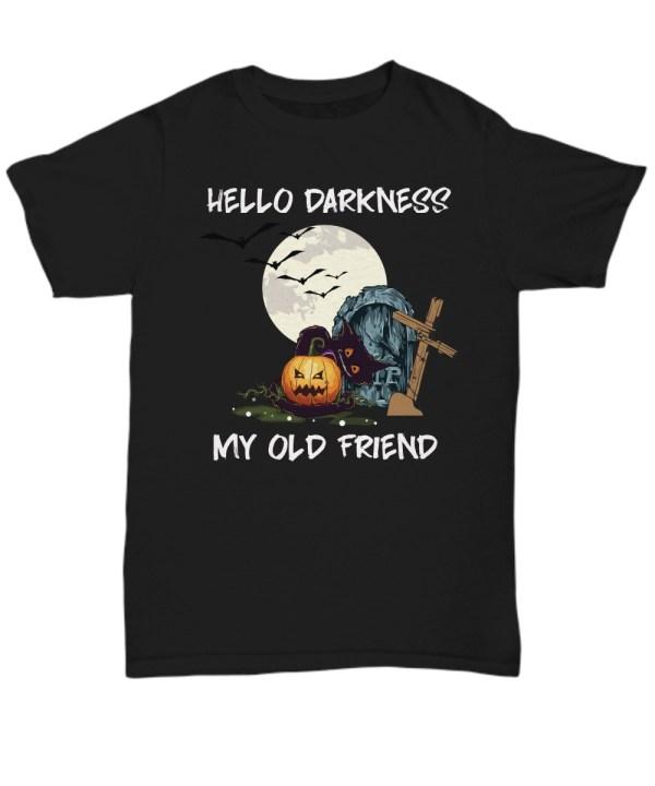Halloween hello darkness my old friend Shirt