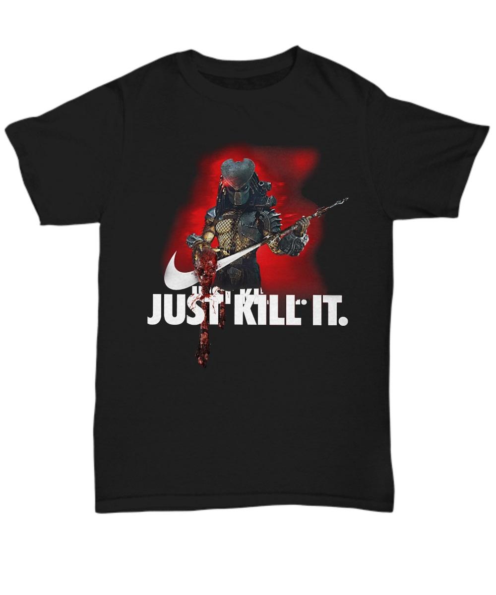 The Predator Just Kill it classic shirt
