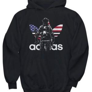 Adidas firefighter hoodie