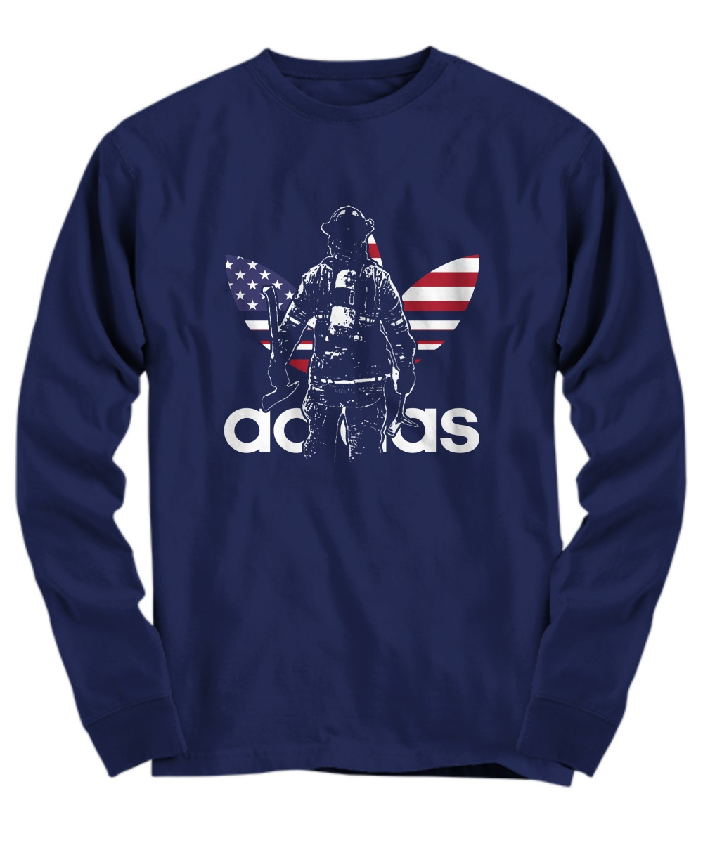 Adidas firefighter long sleeve