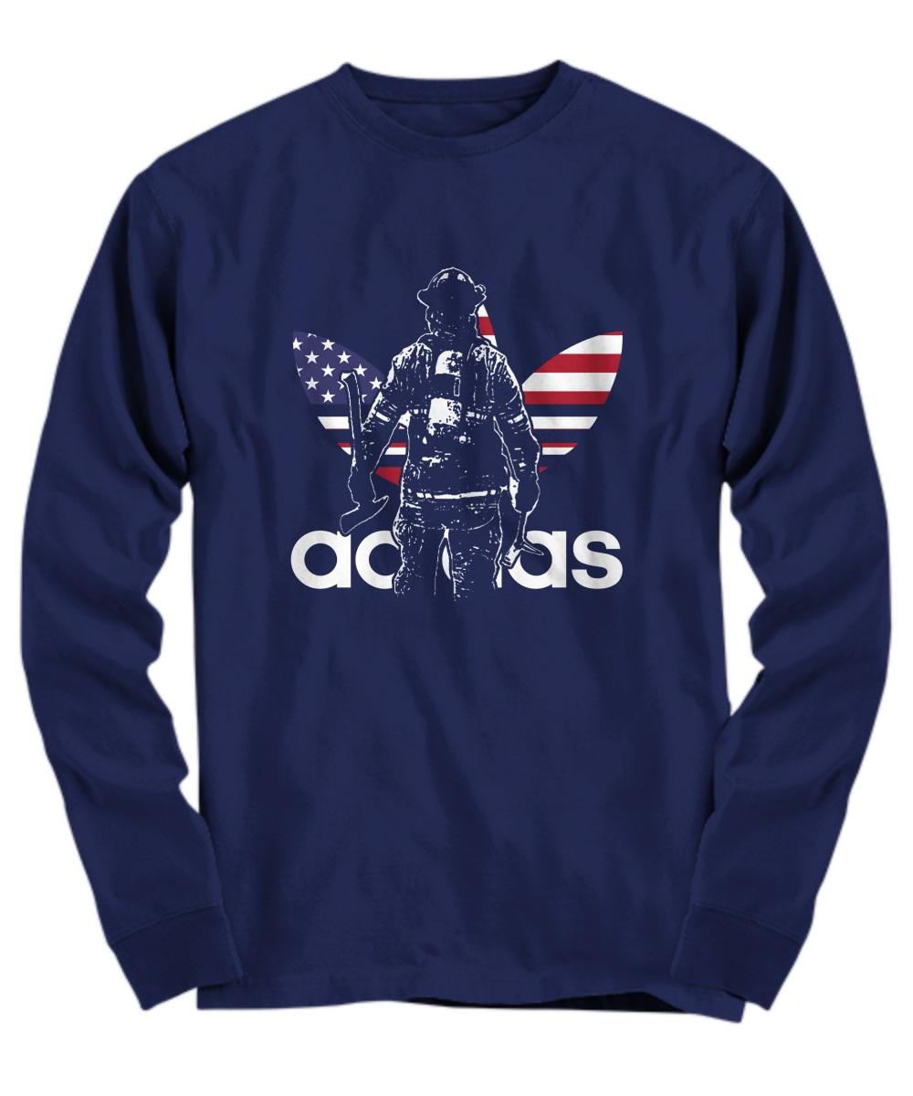 Adidas firefighter long sleeve