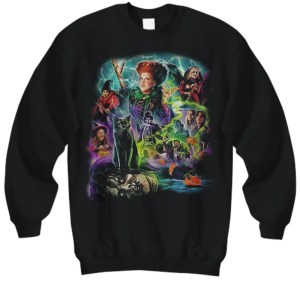 Cavity Colors Hocus Pocus Spellbound sweatshirt