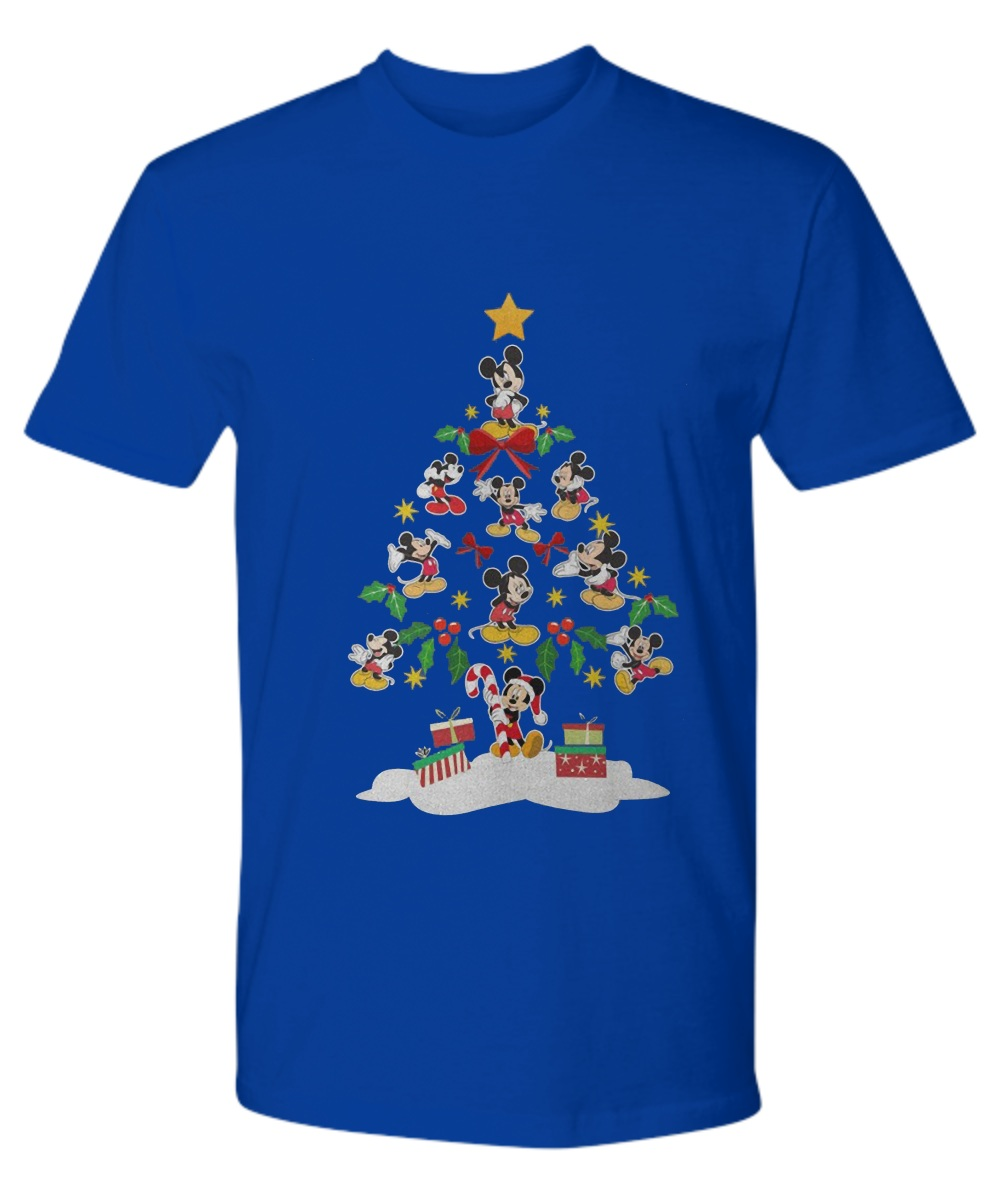 Mickey christmas tree Premium